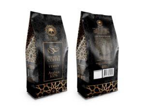 Зерновой кофе арабика Йемен Матари - фото 1