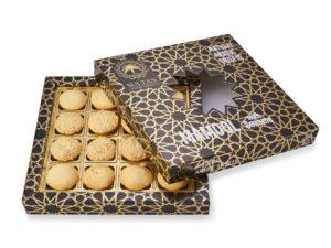 Печенье «Mamool Premium» с кунжутом