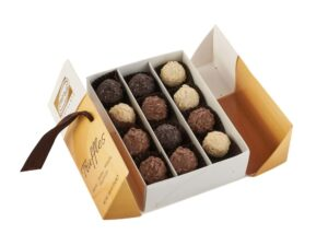 Шоколадный сундучок