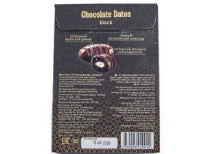 Финики в темном шоколаде - фото 1