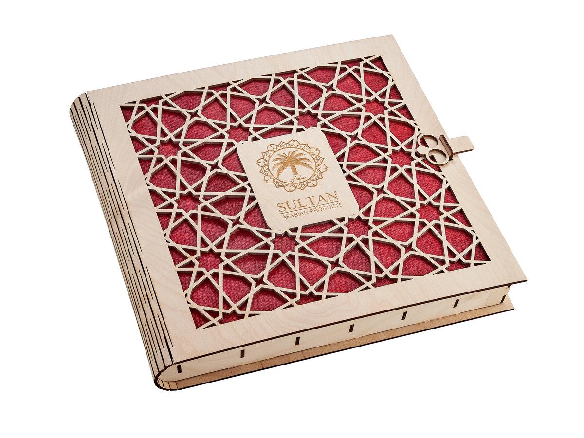 Большой подарочный набор фиников Sultan - фото 2