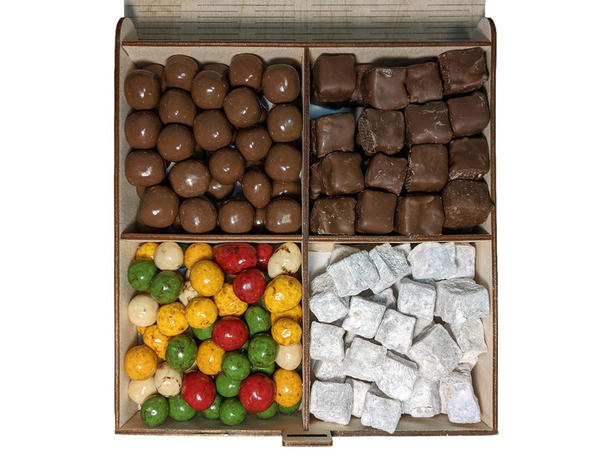 Подарочный набор сладостей Sultan